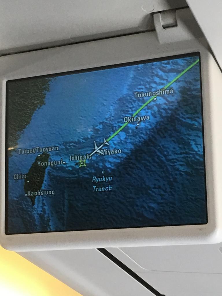 羽田空港の国際線から国内線への最短乗り継ぎ時間はどれくらい?(香港-羽田-石垣)