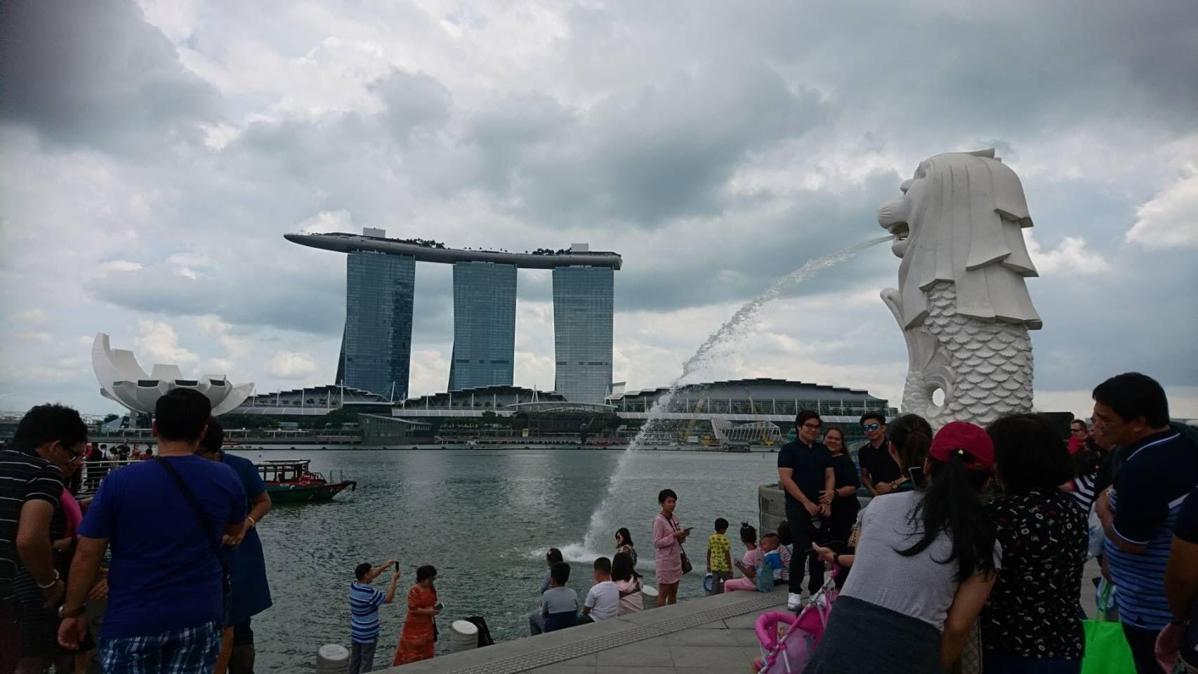 2017年年末の5泊6日シンガポール家族旅行にかかった費用を大公開!
