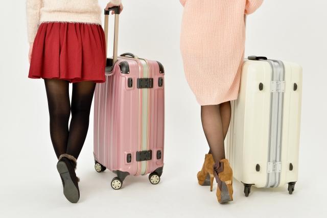 帰国時の空港宅配がキャンペーンで1個100円は安い!
