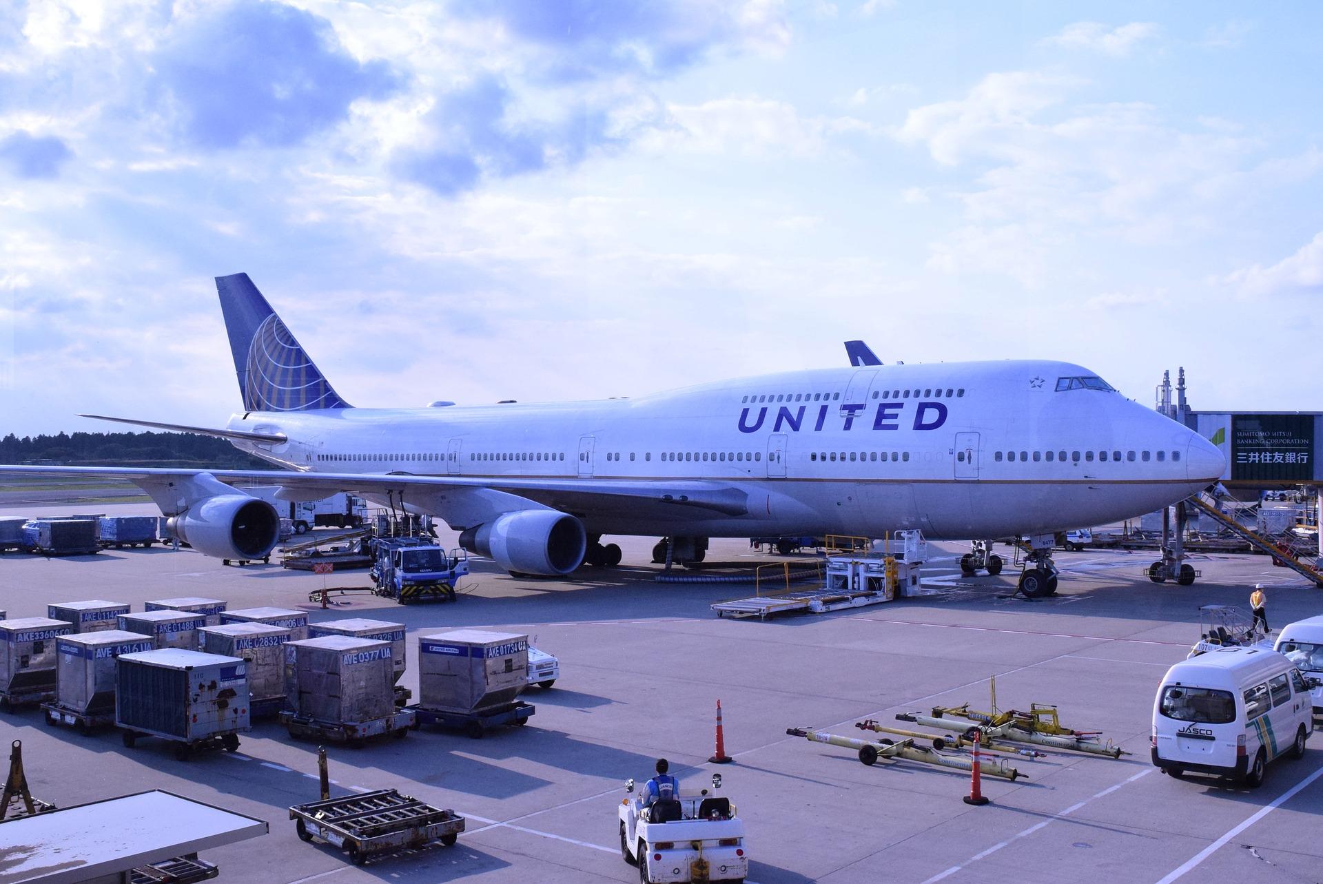 ユナイテッド航空がマイル購入セールを実施中(~9/7まで)